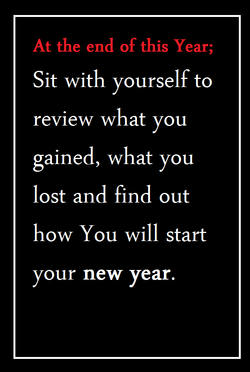 At the end of this Year; 