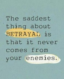 The saddest 