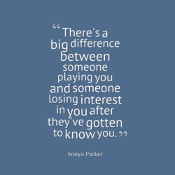 There's a 