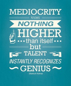 MEDIOCRITY 