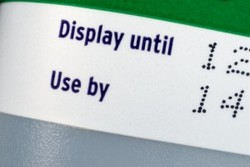 Display until 