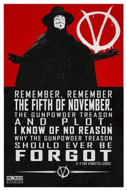 REMEMBER, REMEMBER 