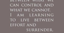 CAN CONTROL AND 