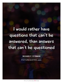I would rather have 