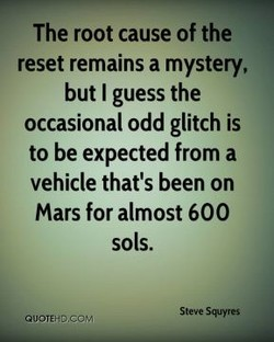 The root cause of the 