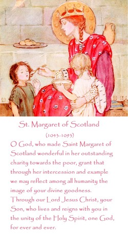 St. Margaret of Scotland 