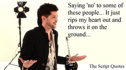 Saying 'no' to some of 