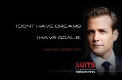DONT HAVE DAEAMS 