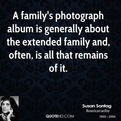 A family's photograph 