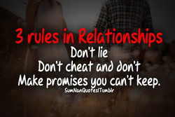 3 TUIes in Relationships 