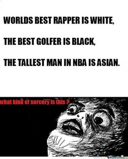 WORLDS BEST RAPPER IS WHITE, 