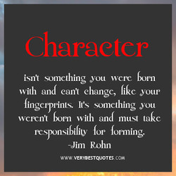 Charaetcr 