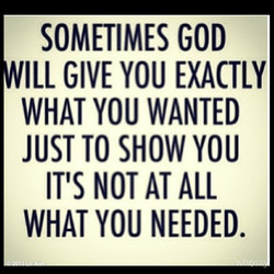 SOMETIMES GOD 