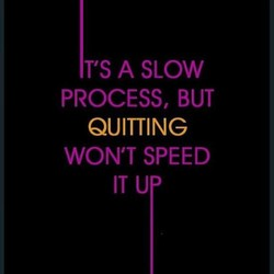 T'S A SLOW 