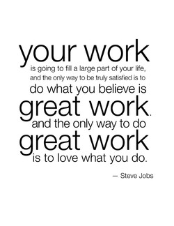 your work 