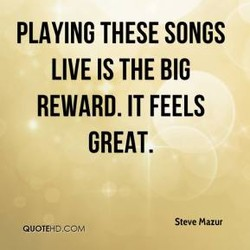 PLAYING THESE SONGS 