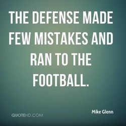 THE DEFENSE MADE 