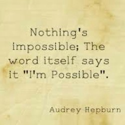 Nothing's 