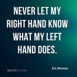NEVER LET MY 
