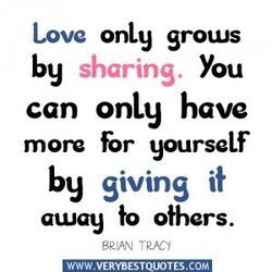 only grows 