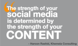 The strength of your 