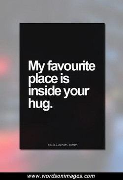 My favourite 