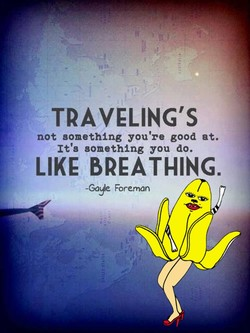 TRAVELING'S 