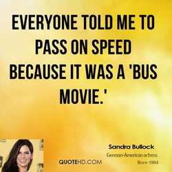 EVERYONE TOLD ME To 