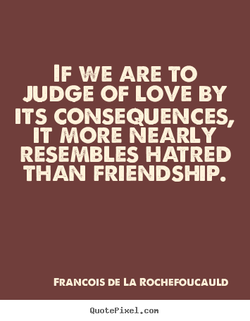 IF WE ARE TO 