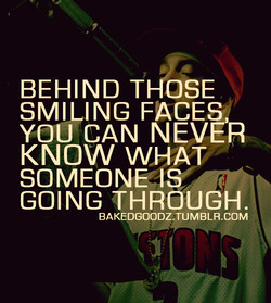 BEHIND T OSE 