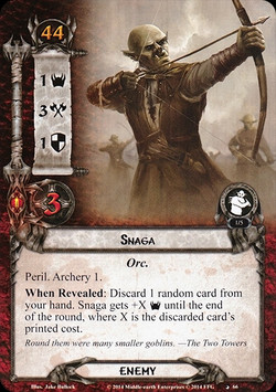 SNAGA 