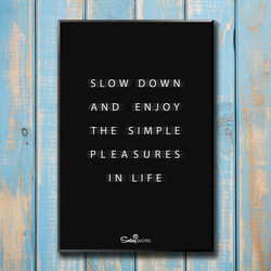 -SLOW DOWN 