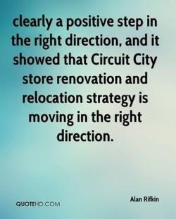 clearly a positive step in 