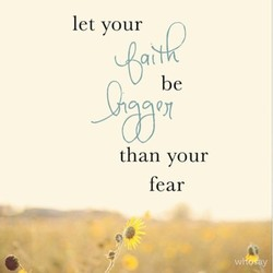 let your 
