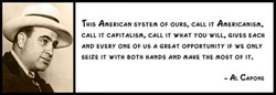 THIS AmERICAN SYSTEm OF OURS. CALL AmERICAH1sm, 
