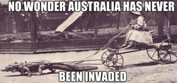 AUSTRALIA HASNEVER 