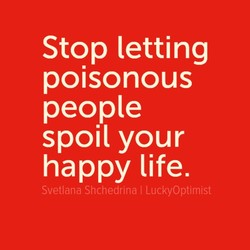 Stop letting 