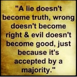 'IA lie doesn't 