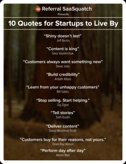 Referral SaaSquatch 