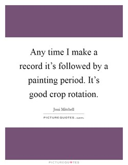 Any time I make a 