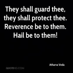 They shall guard thee, 