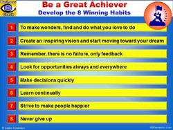 Be a Great Achiever 