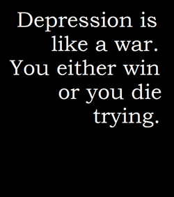 Depression is 