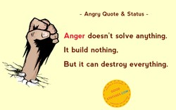 - Angry Quote & Status - 