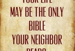 MAY BE THE ONLY 