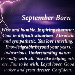 September Born 