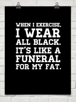 WHEN 1 EXERCISE, 