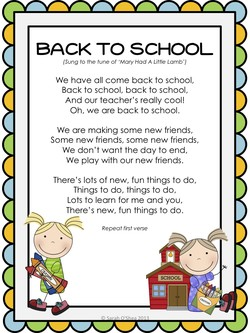 BACK -ro SCHOOL 