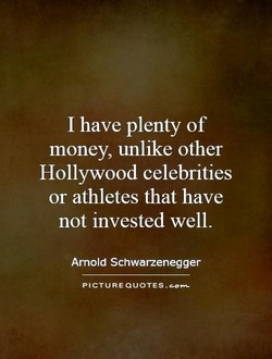 I have plenty of 