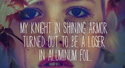 MY IN SHINING ARMOR 